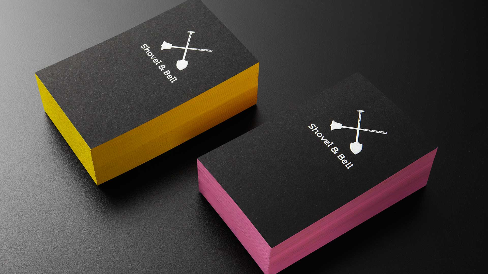 Beautiful images of cool business card designs business cards manic design digital strategy magicingreecefo Images
